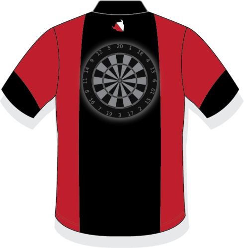 Custom Dart Shirt Builder Flying Bull 2